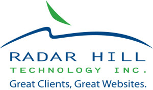 Radar Hill Web Design - Sponsor of the Gorge Swim Fest Website